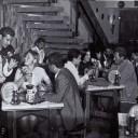 Egykori borpince az étteremben