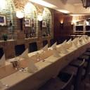 Borpince a dunaújvárosi étteremben