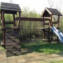 Játszóház a teraszon kívül