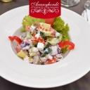 Görög saláta 7 - Aranyhordó Étterem és Pálinkaház