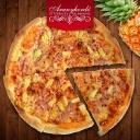 Hawaii pizza - Aranyhordó Étterem és Pálinkaház