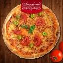 Négysajtos pizza - Aranyhordó Étterem és Pálinkaház