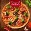 Öt kívánság pizza - Aranyhordó Étterem és Pálinkaház