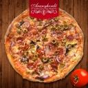 Superman pizza - Aranyhordó Étterem és Pálinkaház